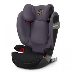Cybex - 519001055 - Siège auto Solution S-fix Premium Black-noir (395548)