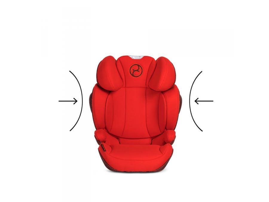 cybex si ge auto solution z fix plus manhattan grey gris. Black Bedroom Furniture Sets. Home Design Ideas