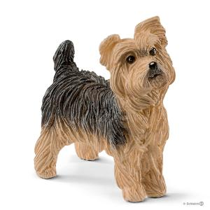 Schleich - 13876_old - Yorkshire Terrier (397740)
