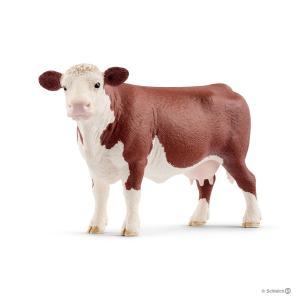 Schleich - 13867 - Vache Hereford (397744)