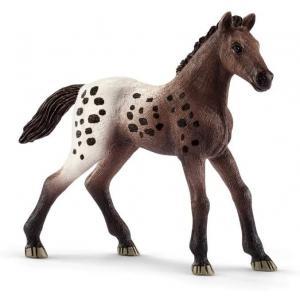 Schleich - 13862 - Figurine Poulain Appaloosa - Dimension : 9,2 cm x 2,9 cm x 8 cm (397746)