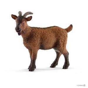 Schleich - 13828 - Figurine Chèvre - Dimension : 7,8 cm x 2,4 cm x 6,7 cm (397752)