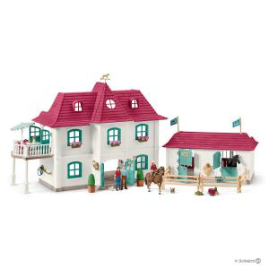 Schleich - 42416 - Grand centre équestre (397772)