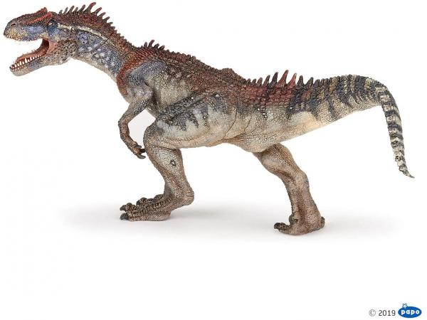Figurine allosaure