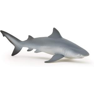 Papo - 56044 - Requin bouledogue - Dim. 15 cm x 8 cm x 5 cm (397876)