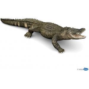 Papo - 50254 - Alligator - Dim. 19 cm x 6,5 cm x 2 cm (397882)