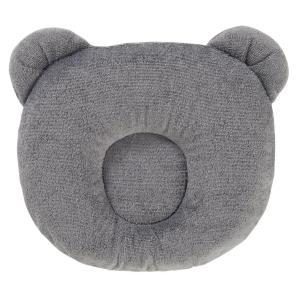 Candide - 394291 - Coussin de tête P'tit panda gris foncé (398194)