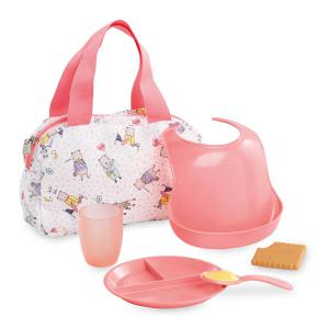 Corolle - 9000140320 - Accessoires pour bébés  36/42 coffret repas (398784)
