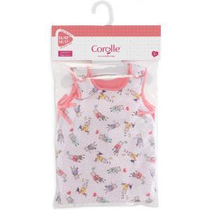 Corolle - 9000140130 - Accessoires pour bébés  36/42 turbulette rose (398790)