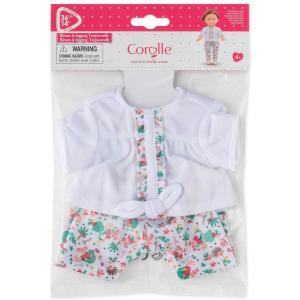 Corolle - 210950 - Ma Corolle blouse et legging tropicorolle - taille 36 cm - âge : 4+ (398828)