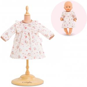 Corolle - 110280 - Bébé robe hiver enchanté - taille 30 cm - âge : 18 mois (398844)
