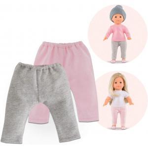 Corolle - 9000210730 - Vêtement pour poupées Ma Corolle 2 leggings - taille 36 CM (398860)