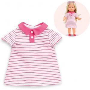 Corolle - 9000210980 - Vêtement pour poupées Ma Corolle robe polo  - taille 36 CM (398920)