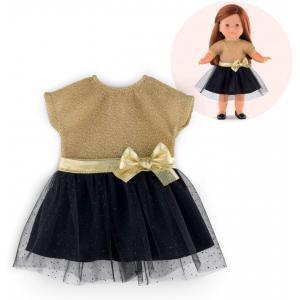 Corolle - 210720 - Ma Corolle robe de fête - taille 36 cm - âge : 4+ (398924)