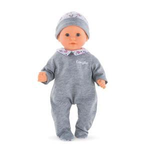 Corolle - 110040 - Bébé pyjama panda party - taille 30 cm - âge : 18+ (398948)