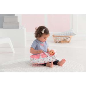 Corolle - 9000110160 - Accessoires pour bébés  30 couffin rose (398972)