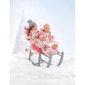 Corolle - 100220 - Bébé calin margot- hiver enchanté - taille 30 cm - âge : 18+ (398994)