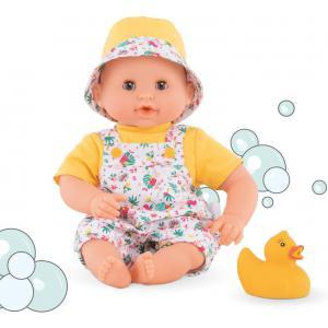 Corolle - 100240 - Bébé bain tropicorolle  - taille 30 cm - âge : 18+ (399000)