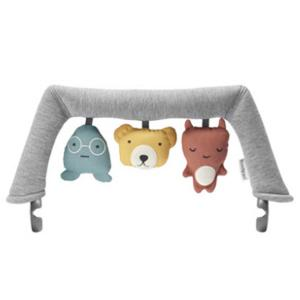 Babybjorn - 08030 - Toy for Bouncer, Soft Friends (399136)