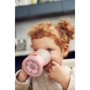 Babybjorn - 072164 - Verre pour Bébé, lot de 2, Rose pastel (399192)