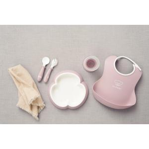 Babybjorn - 070064 - Coffret Repas Bébé, Rose pastel (399208)