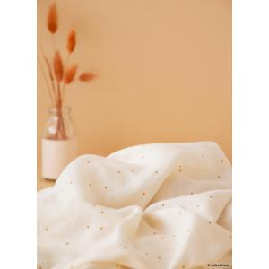 Nobodinoz - N109541 - Langes Butterfly 100X120 Honey Sweet Dots Natural (399282)