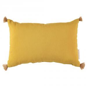 Nobodinoz - N109893 - Coussin Sublim 20x35 Farniente Yellow (399378)