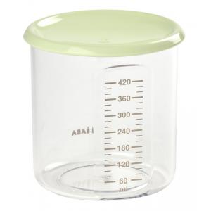 Beaba - 912712 - Maxi + Portion 420 ml Tritan light green (399454)