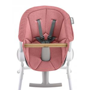 Beaba - 912588 - Assise Chaise Haute Up&Down pink (399512)
