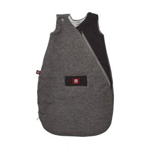 Red Castle  - 0429152 - GIGOTEUSE 6-12M Mille raies CHARCOAL/ECRU (399602)