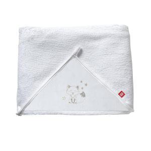 Red Castle  - 0308176 - Tablier de bain - Happy fox - blanc/happy fox (399616)