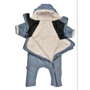 Red Castle  - 0826157 - COMBI T-ZIP T1 0-6m BLEU CHINE (399640)