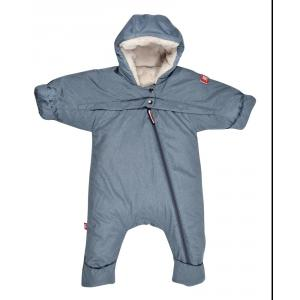 Red Castle  - 0827157 - COMBI T-ZIP T2 6-12m BLEU CHINE (399642)