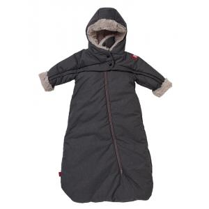 Red Castle  - 0822156 - COMBI TROÏKA T-ZIP 0-6M GRIS CHINE (399646)