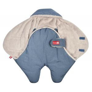 Red Castle  - 0837157 - BABYNOMADE T2 6-12m BLEU CHINE (399658)