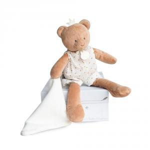 Doudou et compagnie - DC3545 - Attrape-Rêve - ours pantin avec doudou - 28 cm (399802)