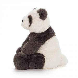 Jellycat - HA3PCB - Peluche panda Harry Cub - Smal - L = 10 cm x l = 16 cm x H =19 cm (399928)