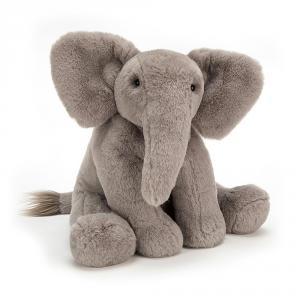 Jellycat - EM2EL - Emile Elephant Medium - 26  cm (399952)