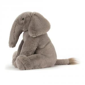 Jellycat - EM2EL - Peluche Elephant Animal Emilie Moyen - 26 cm (399952)