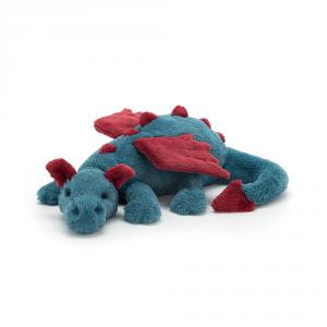 Jellycat - DEX2DD - Peluche Dragon Animal légendaire Dexter - 14 cm (399962)