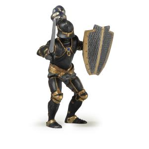 Papo - 39275 - Figurine chevalier en armure noire (4059)