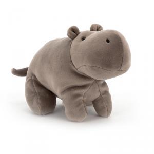 Jellycat - MM4HS - Peluche Hippopotames Moelleuse Petit -6 cm (400124)