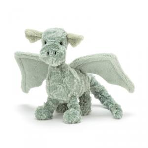 Jellycat - D3D - Drake Dragon Little -21 cm (400144)
