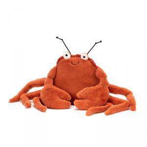 Jellycat - CC2C - Crispin Crab -  cm (400250)