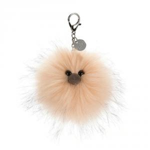 Jellycat - JP4BC - Just Peachy Bag Charm - 7 cm (400408)