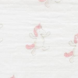 Jellycat - POM2U - Coffrets langes Bashful Unicorn Pair Of Muslins -70 cm (400576)