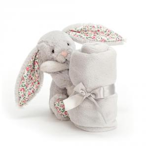 Jellycat - BBL4BS - Blossom Silver Bunny Soother - 34cm (400612)