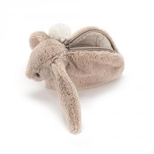 Jellycat - BB4BP - Bashful Bunny Beige Pouch - 10 cm (400762)