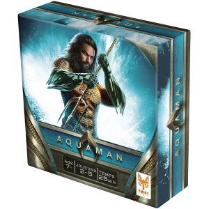 DC Comics - AQUA-MI-719001 - Aquaman - Format Micro (11 x 11 x 4) (400942)