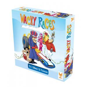 Topi Games - WR-689001 - Wacky races - les fous du volant - Format Format 16 (16 x 16 x 5) (400954)
